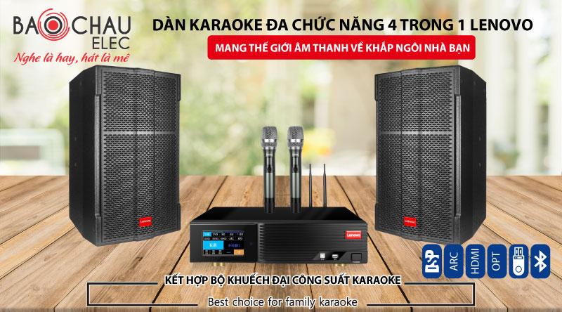 Combo karaoke Lenovo cao cấp 2020-01