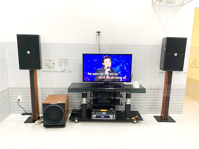 dàn karaoke đắt tiền nhưng hát không hay, nguyên nhân khắc phục