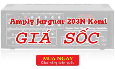Mua Amply Jarguar 203N giá rẻ nhất thị trường