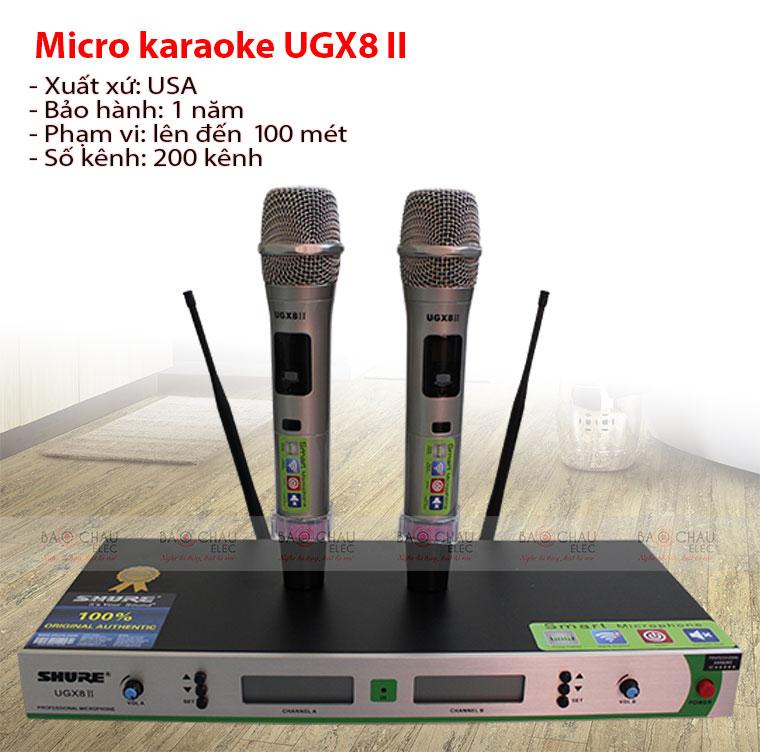 micro-karaoke-shure-ugx8-ii-c