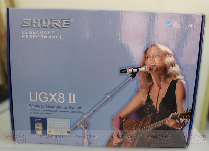 micro-karaoke-shure-ugx8-ii