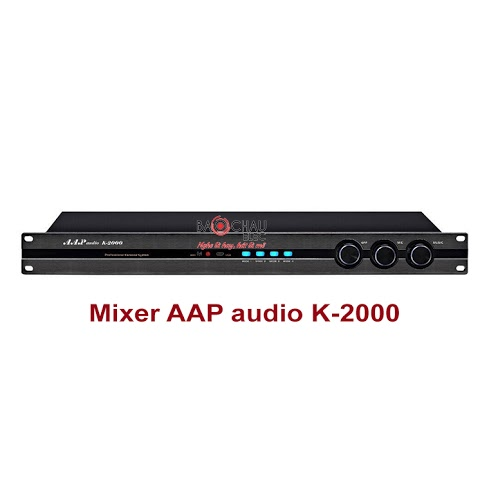 mixer-aap-audio-k-2000