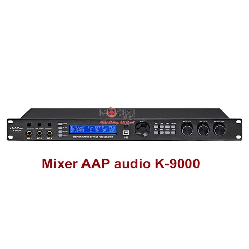 mixer-aap-audio-k-9000