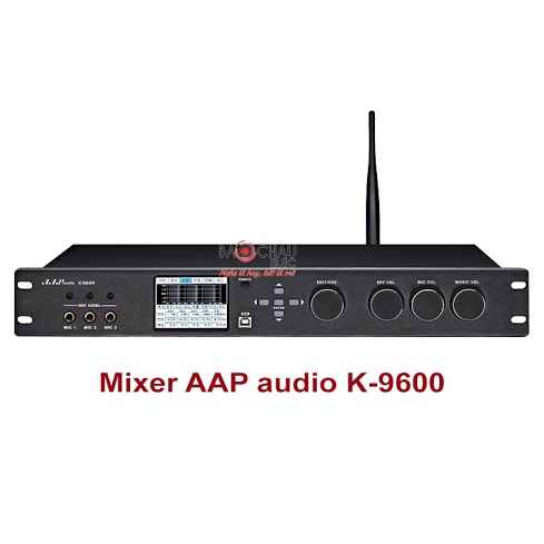 mixer-aap-audio-k-9600