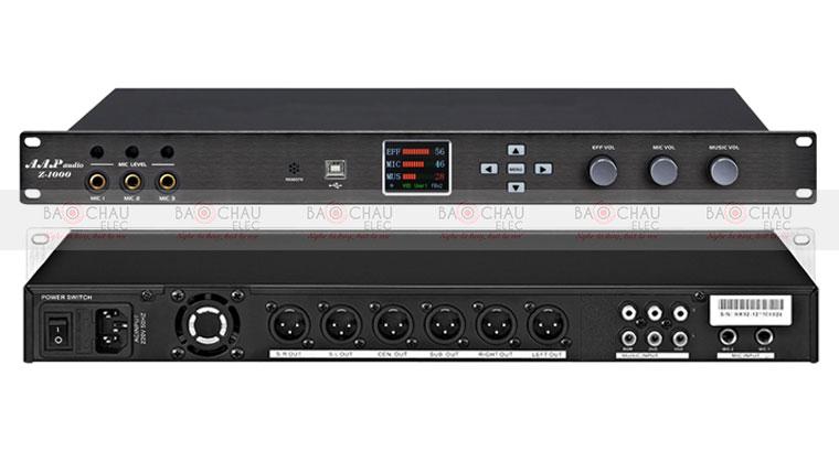 mixer-aap-audio-z-1000