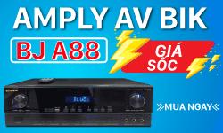 Amply-AV-BIK-BJ-A88