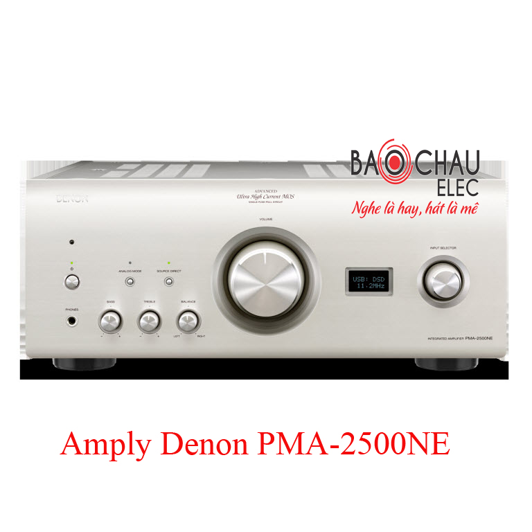 Amply Denon PMA-2500NE