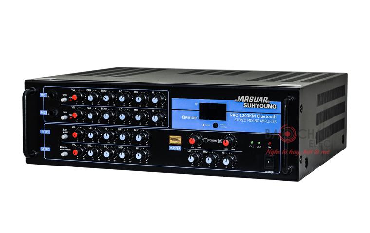 Amply Jarguar 1203KM Bluetooth - pic 01