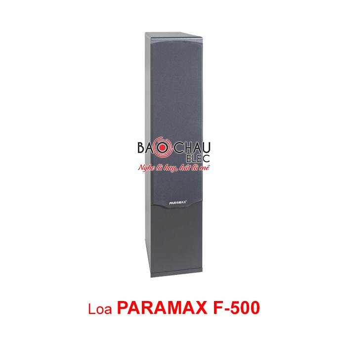 faramax f500