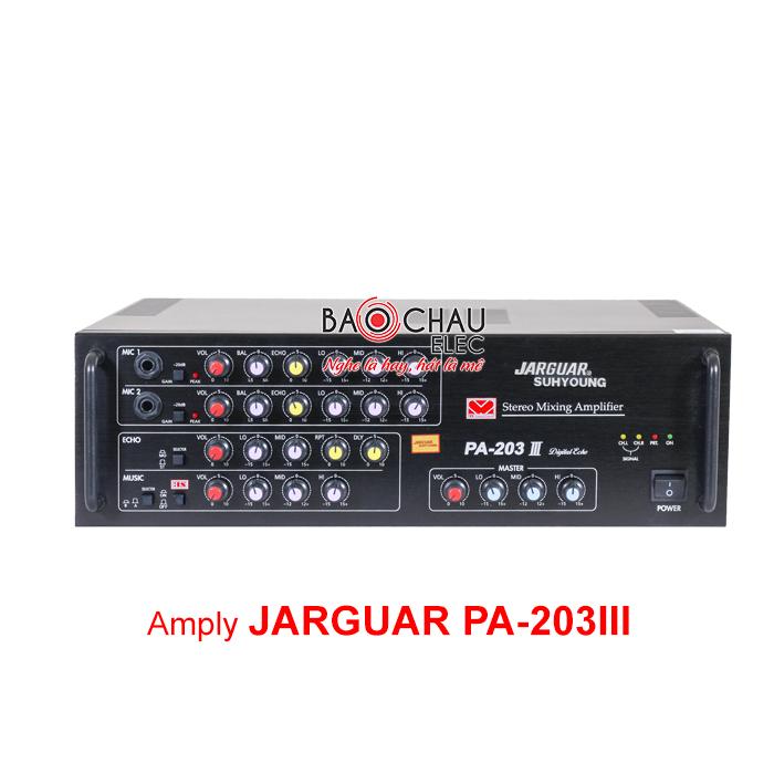 Jarguar Pa-203 III