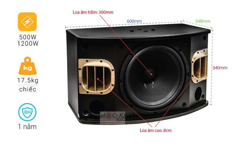 Loa-bmb-csv-900c-like-new