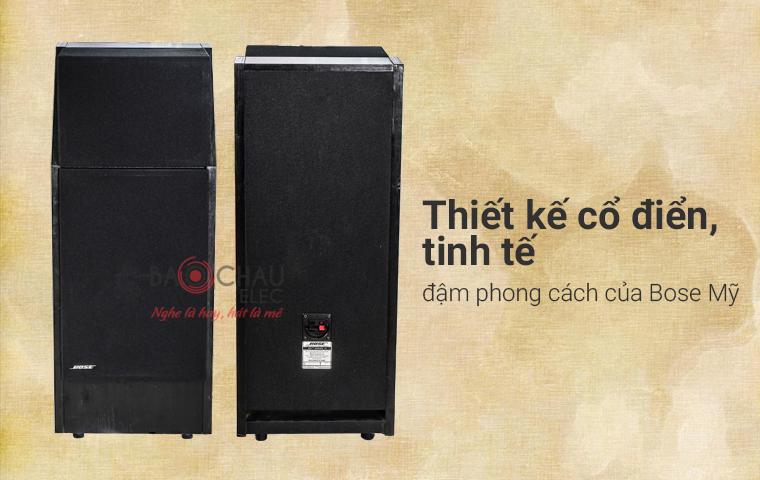 Loa bose 601 series III đen - pic 01