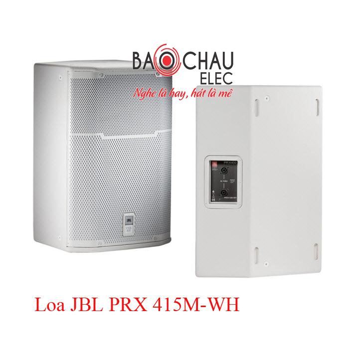 loa JBL PRX 415M-WH