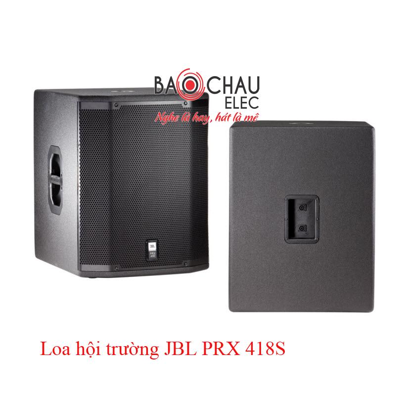 Loa JBL PRX 418S