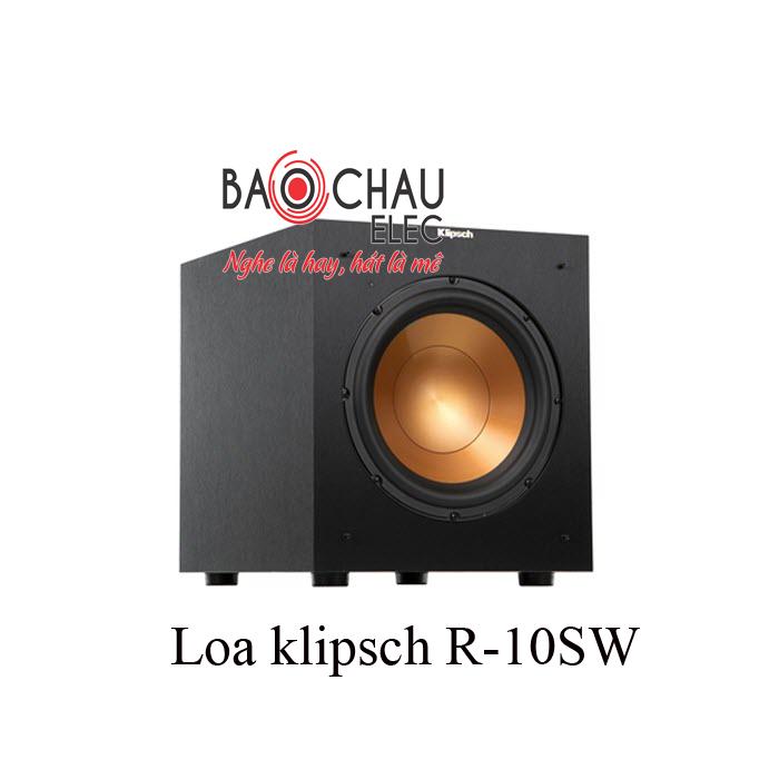 loa klipsch R-10SW