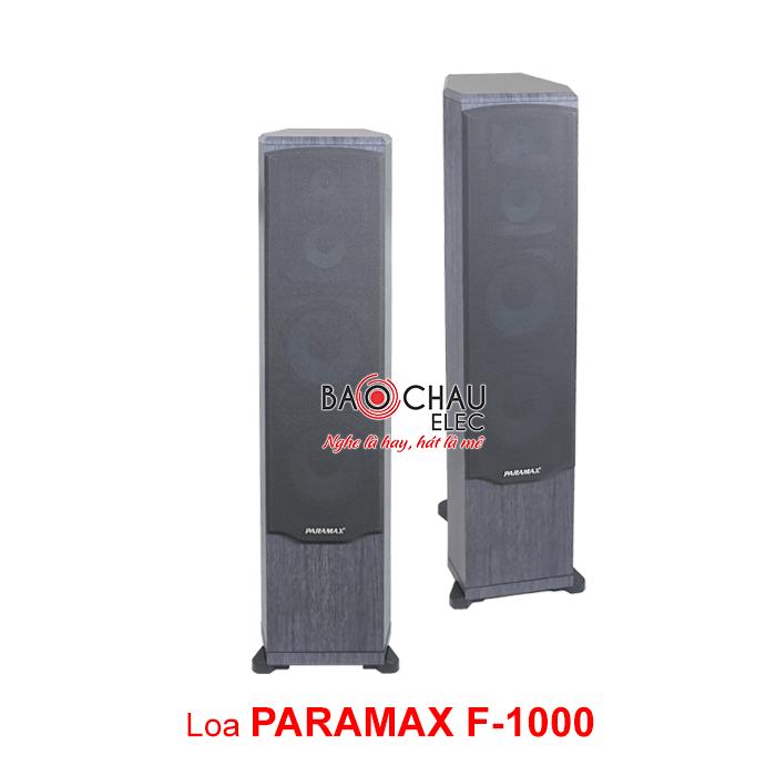 paramax f1000