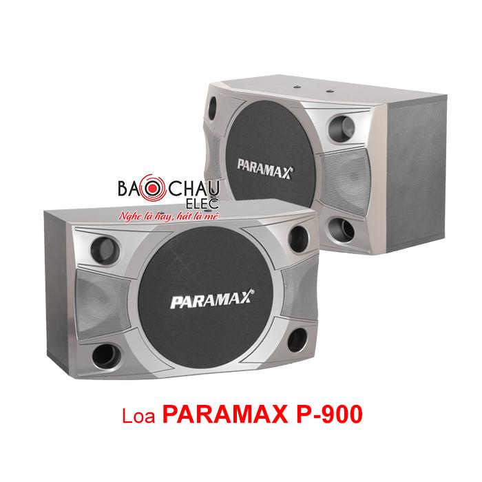 PARAMAX P900