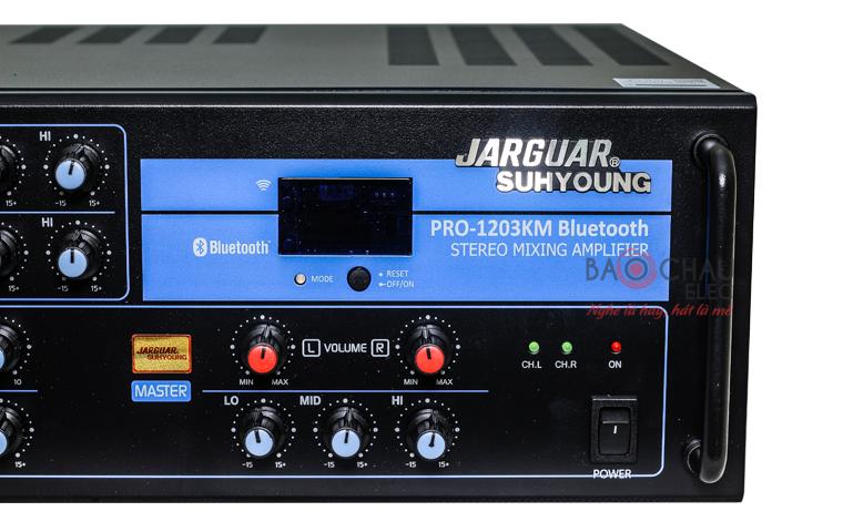 Amply Jarguar 1203KM Bluetooth - pic 03
