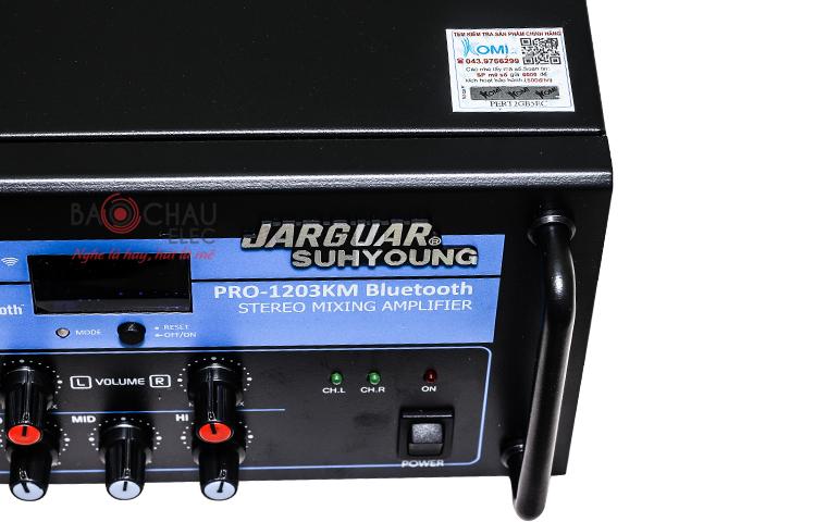 Amply Jarguar 1203KM Bluetooth - pic 06
