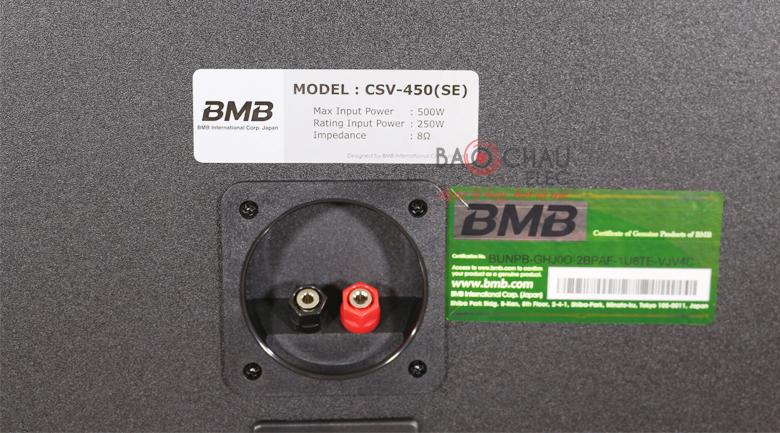 bmb csv 450se 11