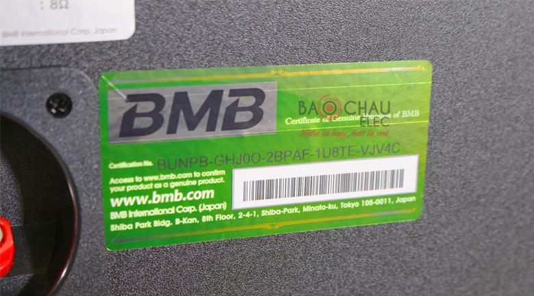 bmb csv 450se 12