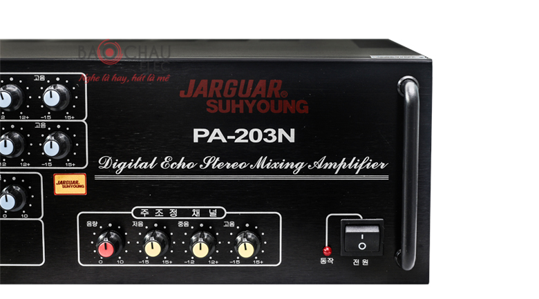 Amply Jarguar 203N Komi nhập khẩu 3
