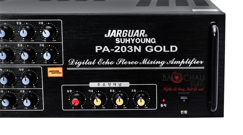 jarguar PA-203n gold 3