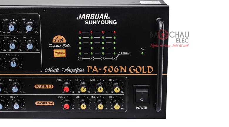 jarguar pa 506n gold 3