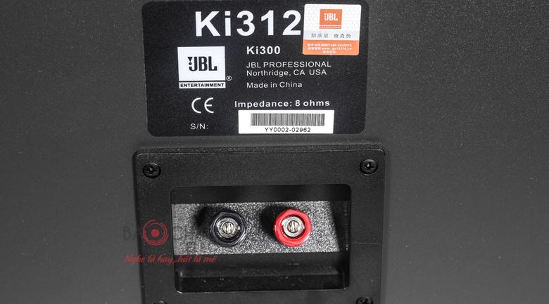 JBL Ki 312 8