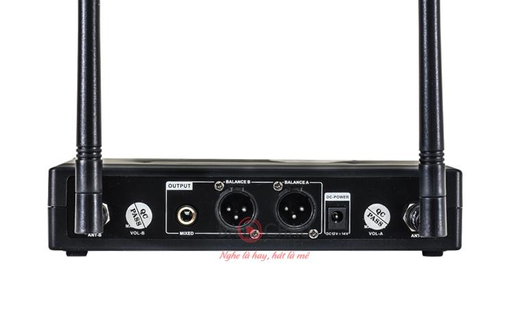 Micro gắn tai BCE U-900F chi tiết 6