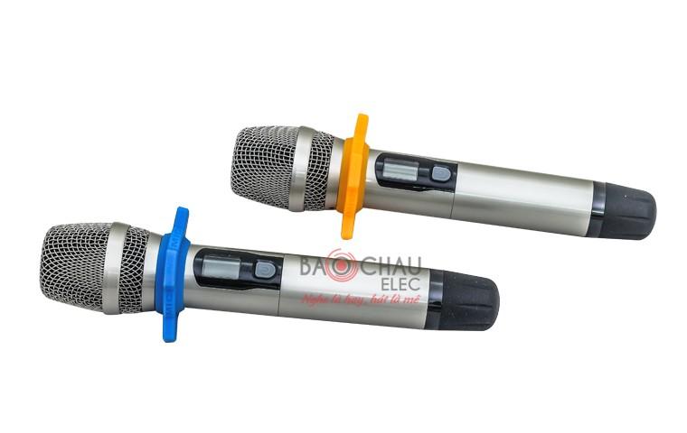 Micro không dây BCE VIP-3000 chi tiết 7