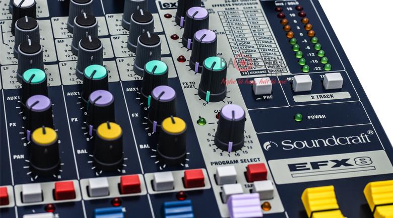 soundcraft efx8 3