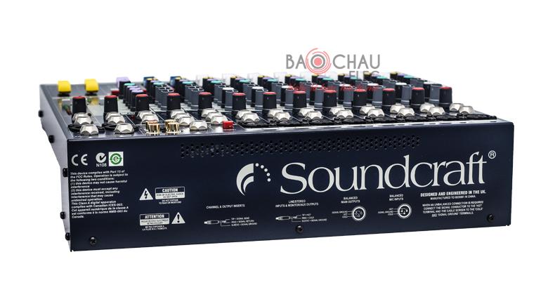 soundcraft efx8 5