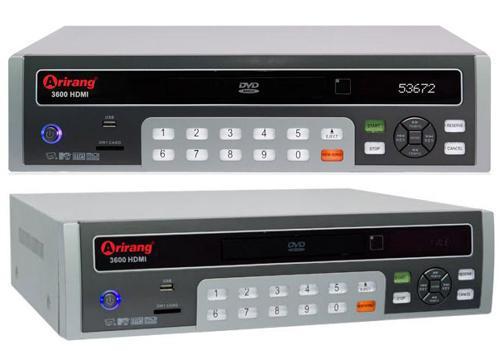 Arirang 3600 HDMI