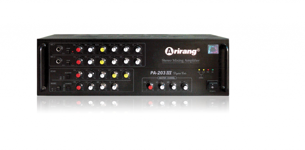 Arirang-PA-203III