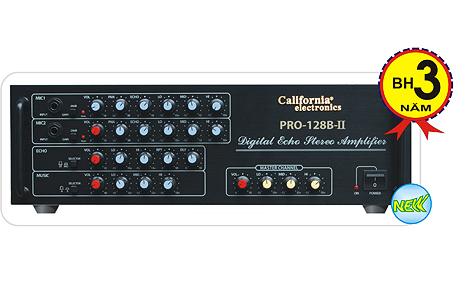 CaliforniaPRO-128B-II